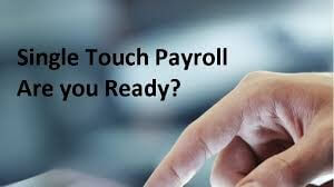 Single Touch Payroll is coming
